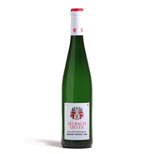 Selbach Oster Wehlener Sonnenuhr Riesling Spatlese