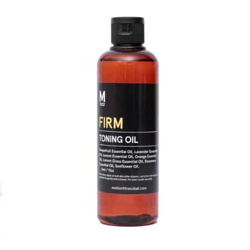 Firm Toning Oil