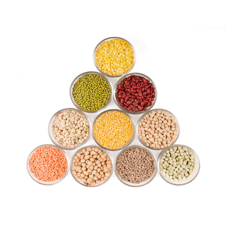 Grains, Nuts & Pulses