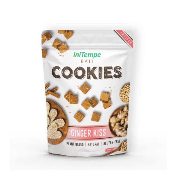 Cookies Ginger Kiss Tempe