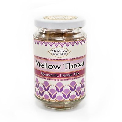 Mellow Throat Ayurvedic Herbal Tea